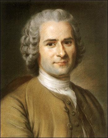 Quel peintre pastelliste a réalisé ce tableau intitulé   Jean-Jacques Rousseau, citoyen de Genève  en 1763 ?