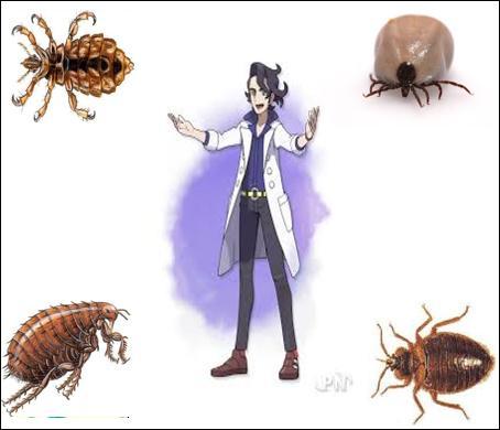 La confrontation de Gramm face au conseil des 4 se termine avec Peter Parker le spécialiste des arthropodes et l'assistant du Pr Anophèle. Les arthropodes sont des insectes ou des arachnides. Lequel des ces arthropodes ne nuit pas à l'homme par des piqûres ?