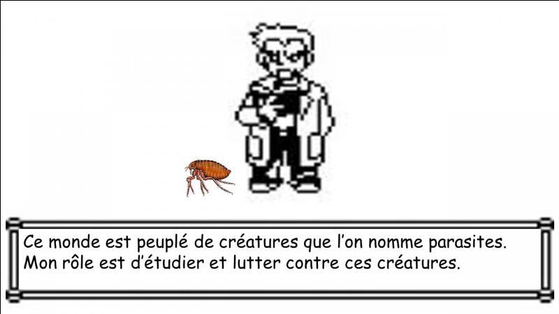 Le Pr Anophèle continue son long discours à destination de Gramm en lui parlant de la notion d'hôte d'un parasite. Quelle est la particularité de l'hôte définitif d'un parasite ?