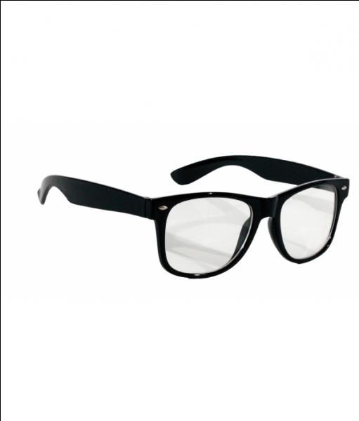 Quel ninja ne porte pas de lunettes ?
