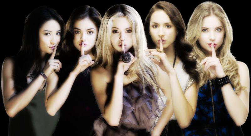 Qui sont les 5 héroïnes ?