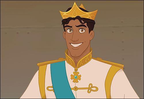 Je m'appelle Naveen, qui est ma princesse ?