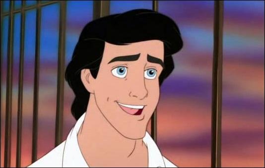 Je m'appelle Eric, qui est ma princesse ?