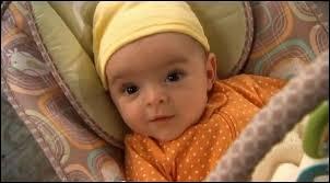 Comment s'appelle le bébé ci-contre ?