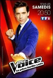 Qui est le nouveau coach de  The Voice  ?