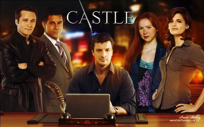 Comment s'appellent les coéquipiers de Castle ?