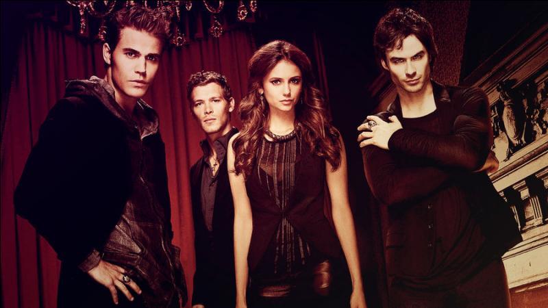 Quelle est la ville principale de  Vampire Diaries  ?