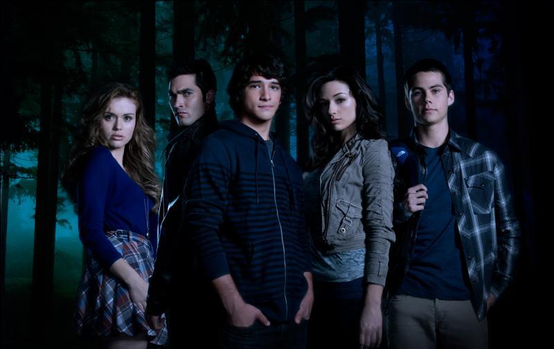 Comment s'appelle le personnage principal de  Teen Wolf  ?