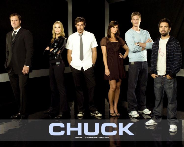 Qui est Chuck Bartowski ?