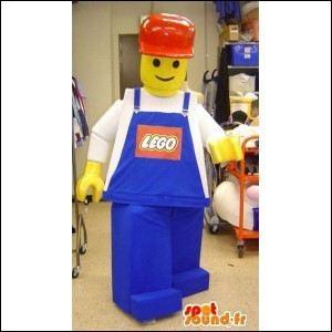 Pourquoi les briques Lego sont-elles jaunes ?