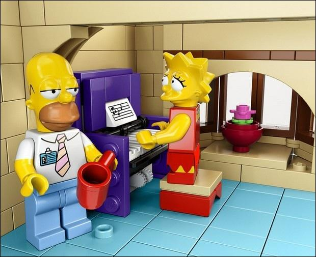 Combien mesure une brique Lego ?