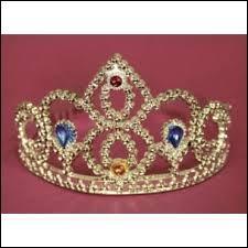 Quizz les princesses disney quiz disney - Couronne princesse disney ...