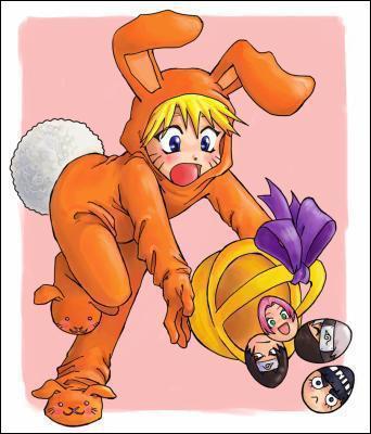 Quel œuf Naruto a-t-il trouvé ?