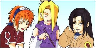 Qui est le personnage à gauche ?