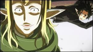 Qui s'adresse à Kirito dans le dernier épisode ?