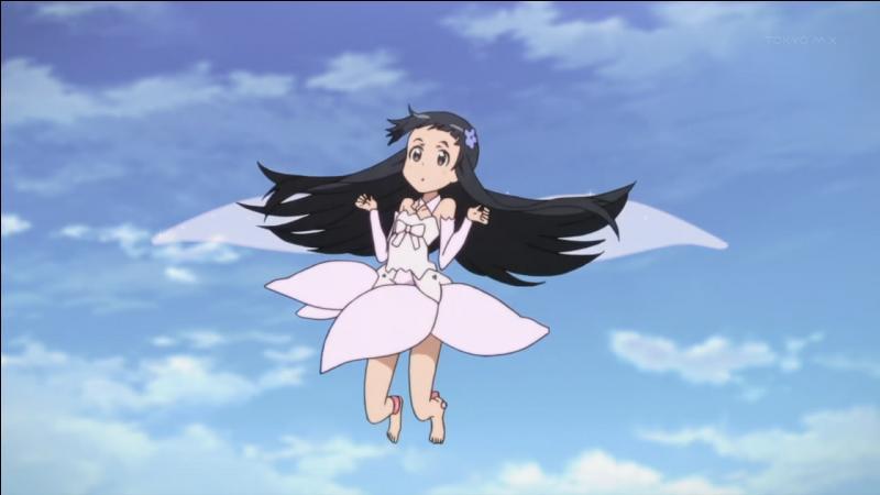 En quoi est transformée Yui ?