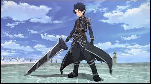 De quelle espèce est Kirito dans ALfheim Online ?
