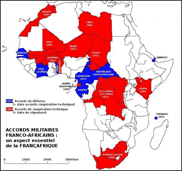 Qu'est-ce que la Françafrique ?