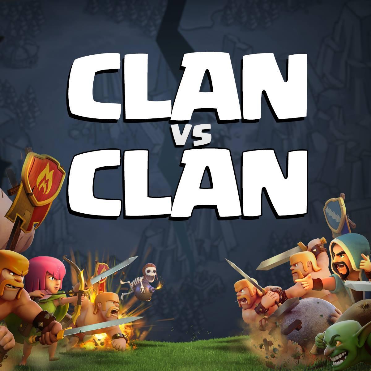 Clash of Clans - la Guerre des clans