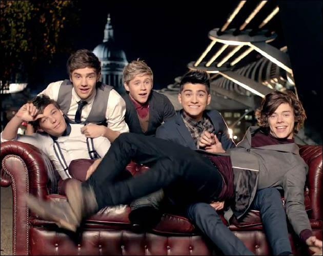 Clips des One Direction