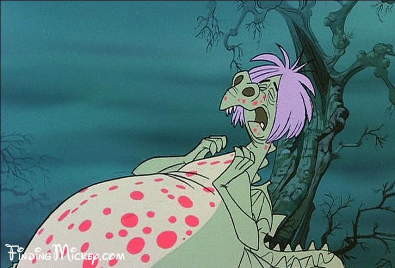 Dans quel Disney ce dragon tombe-t-il malade ?