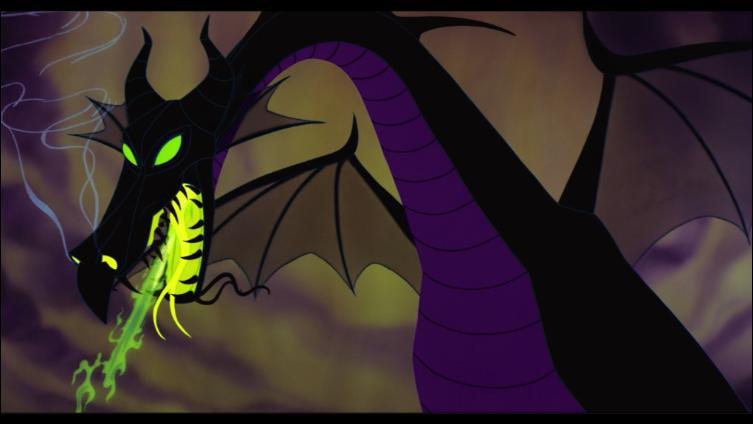 Dans quel Disney rencontre-t-on ce terrifiant dragon ?