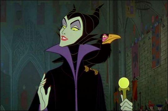 Dans quel Disney retrouve-t-on cette sorcière ?