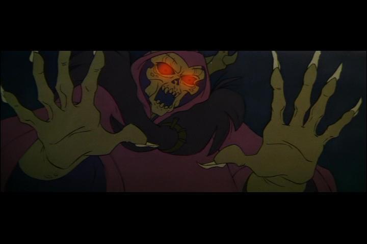 Dans quel Disney le Seigneur des ténèbres est-il présent ?