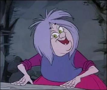 Dans quel Disney a-t-on affaire à cette petite sorcière ?