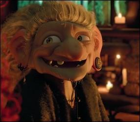 Dans quel Disney peut-on voir cette étrange sorcière ?