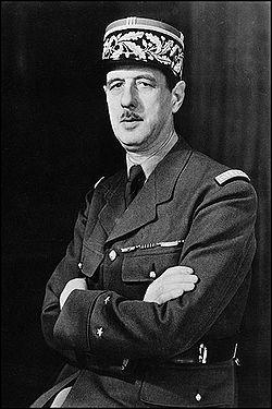 De quand date l'appel de Charles de Gaulle ?