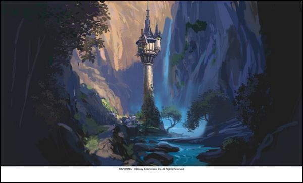 De quoi est faite la tour ?