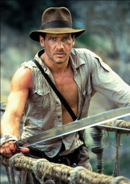 Dans quelles aventures d'Indiana Jones évoque-t-on l'Arche d'alliance ?