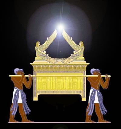 Quelle est la traduction du terme hébreu concernant l'Arche d'alliance ?