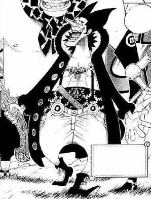One Piece les méchants