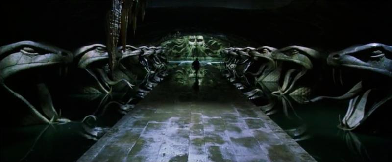 Dans l'histoire de Poudlard, deux personnes ont ouvert la Chambre des secrets, bâtie par Salazar Serpentard dans les souterrains de l'école au Moyen-Âge, et ainsi libéré la créature qu'elle contenait. Qui étaient ces personnes ?