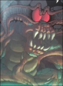 Quel est ce monstre ?