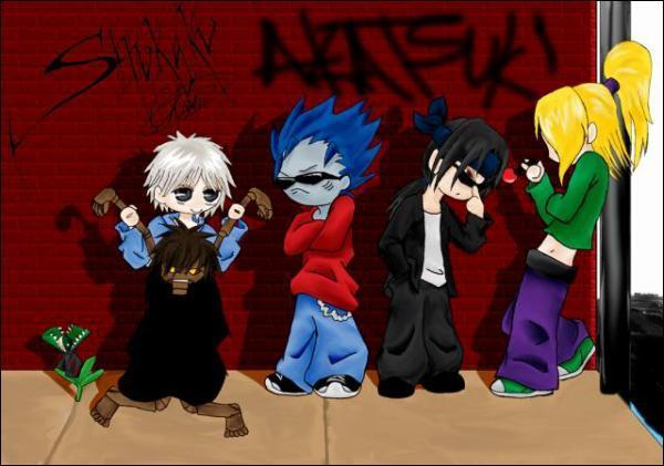 Qui est le personnage le plus à gauche ? (ayez de bons yeux)