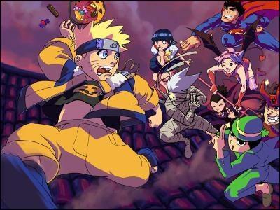 C'est Halloween ! Pourquoi Naruto est-il poursuivi ?