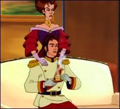 Lorsque l'impératrice propose à Franz de l'accompagner à Paris, que tient-il en main ?