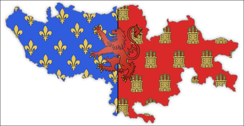 Je suis originaire d'une région tantôt française tantôt anglaise. Laquelle ?