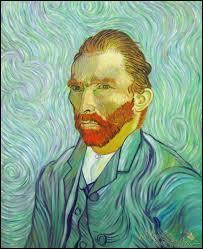 Qui est représenté sur cette toile ?