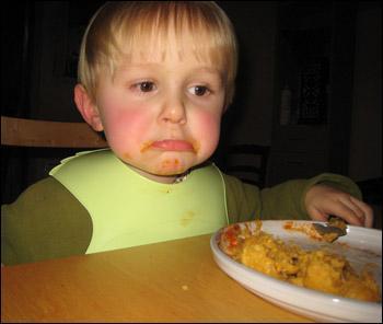 Lorsqu'un aliment est désagréablement sucré, que dit-on de son goût ?