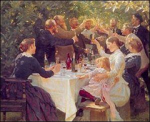 Les verres se sont joyeusement entrechoqués au moment de porter un toast. De quelle nature est le verbe  s'entrechoquer  ?
