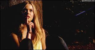 Quelle est l'arme qui a servi à tuer Alison ?