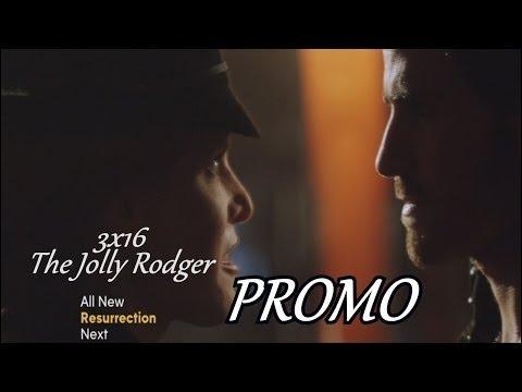 De qui parle principalement l'épisode  The Jolly Roger  ?