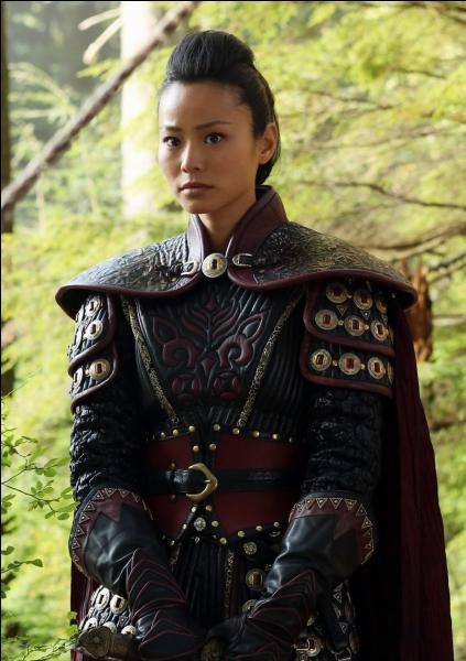 De qui Mulan est-elle amoureuse ?