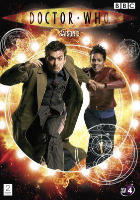 Les vrais titres des épisodes de la saison 3 de Doctor Who