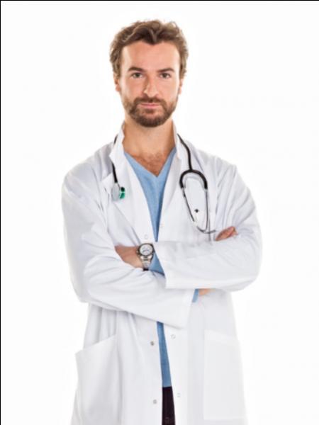 Comment s'appelle le docteur qui habite au rez-de-chaussée ?