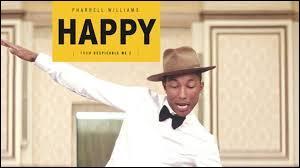 Combien de temps dure le vrai clip de la chanson  Happy  chantée par Pharell Williams ?